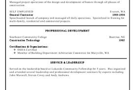 Construction Manager Resume Examples by Contracts Manager Resume Sample Reentrycorps