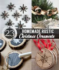 best 25 diy rustic decorations ornaments ideas on