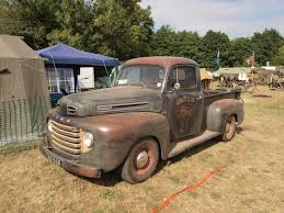 1952 Ford Truck Vintage Air - http upload wikimedia org wikipedia commons c c6 ford f1 pick up