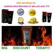 philippines titan gel for men buy 2 save big today hot deals