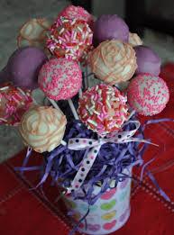 cake pop bouquet cake pops delish deliveries