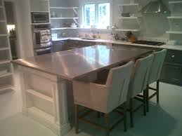 Kitchen Island With Stainless Top by Stainless Steel Countertops U2013 Custom Metal Home