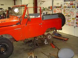 1965 nissan patrol axle swap bigred nissan patrol l60