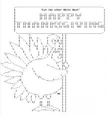 ascii thanksgiving image mag