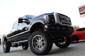 fuel wheels lifted f350 with fuel wheels no limit inc