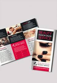 salon brochure nail salon flyer template nail salon brochure