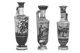 Greek Black Figure Vase Painting Evolution Of Greek Vase Painting