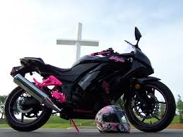 ideas of how i want to customize my kawasaki ninja motorcycle