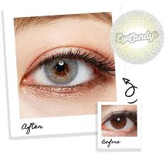 light blue cosplay contacts the best colored contacts for brown eyes eyecandy s