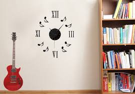music wall decals for girls room inspiration home designs