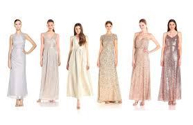 metallic gold bridesmaid dresses top 10 best metallic bridesmaid dresses
