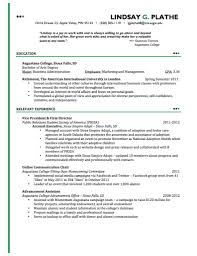 Resume Format Event Management Jobs by Engaging Resume Templates For Recent College Graduates Student