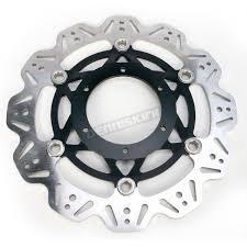 ebc front black vee brake rotor vr1141blk motorcycle dennis