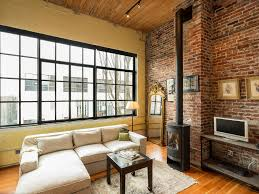 Brick Loft by Steel Area Rugs In Living Room Coffee Tables Design Ideas