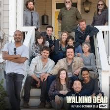 new walking dead cast 2016 the walking dead season 7 news and updates new clip reveals undead