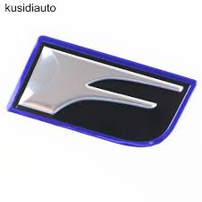 lexus rx 350 front emblem online buy wholesale f sport metal badge from china f sport metal