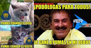 Memes De America Vs Pumas - los mejores memes américa vs pumas apertura 2016