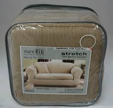 decorating amusing sofa using surefit slipcover in white for