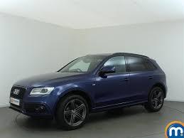 Audi Q5 Blue - used audi q5 blue for sale motors co uk