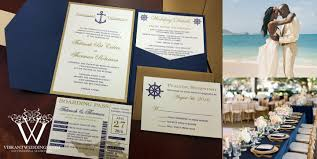 nautical themed wedding invitations nautical invitation a vibrant wedding