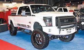 Ford F250 Truck Wheels - trucks of sema 2011 trade show 8 lug hd truck magazine