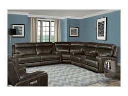 Sectional Sofas That Recline by Parker Living Glacier Contemporary Power Reclining Sectional Sofa