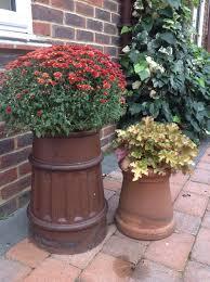 pots chimney pot planters images chimney pot containers chimney
