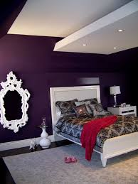 Decorative Wedding House Flags Bedroom Design Purple Black And White Themed Rooms Black And
