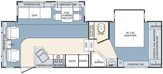 Forest River 5th Wheel Floor Plans 2004 Forest River Wildcat Fifth Wheel Rvweb Com