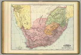 Maps Of South Africa by South Africa David Rumsey Historical Map Collection