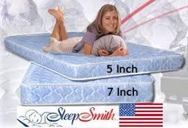 bed short queen mattress