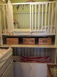 When To Convert Crib To Bed Bunk Crib Toddler Bed In A Small Space With Option To Convert Into