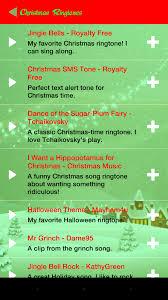 christmas ringtones app ranking and store data app annie