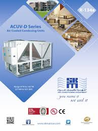 acuvd gas compressor heat exchanger