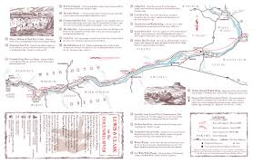 Lewis And Clark Map Maps Oregon Chapter