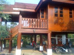 thai house with land for sale
