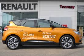 scenic renault 2017 used 2017 renault scenic dynamique s nav 1 5 dci 110 for sale in