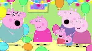 mummy pig u0027s birthday peppa pig wiki fandom powered wikia