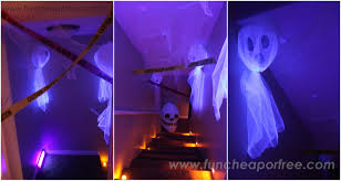 cheap halloween decoration ideas college party halloween ideas