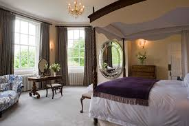 bedrooms in the house iscoyd park is a romantic and beautiful