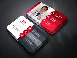 Medical Business Card Design Medical Doctor Business Card Business Card Templates Creative