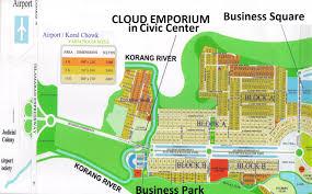 Islamabad Map Cloud Emporium U2013 Cloud Villas