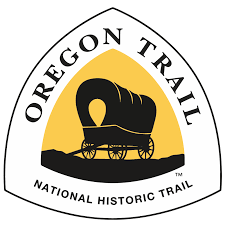 Map Of Oregon Trail by National Park Service