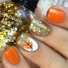 best thanksgiving nails 51 trending thanksgiving nail designs