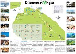 map batam nongsa point marina resort jalan hang lekiu batam indonesia