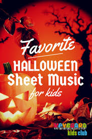 halloween music cd 136 best piano lessons halloween resources images on pinterest