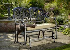 wrought iron patio glider home design ideas and pictures