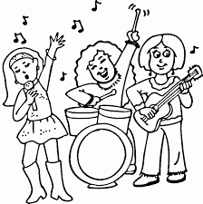 rock coloring pages coloring