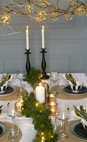 lookandlovewithlolo holidays decorating with black and white