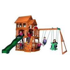 playsets u0026 swing sets parks playsets u0026 playhouses the home depot